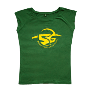 SG Snowboards Webshop - SG DYNAMIC T-SHIRT WOMEN