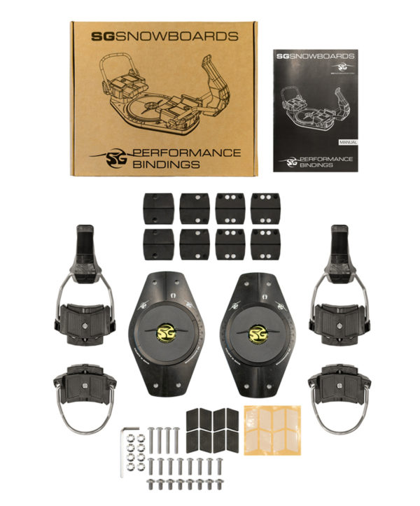 SG Snowboards Webshop - SG Performance Bindings all items