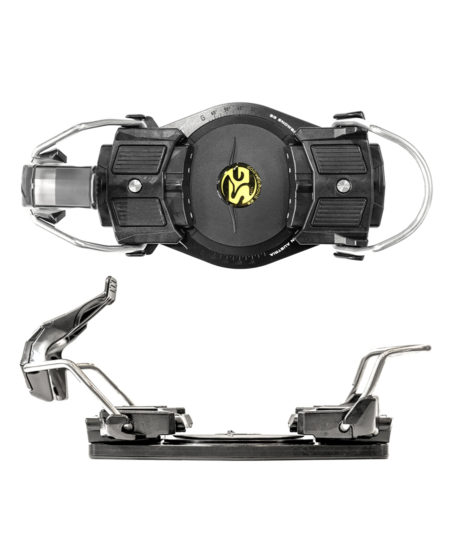 SG Snowboards Webshop - SG Performance Bindings front and side
