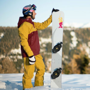 SG Snowboards Webshop - SG 3 LAYER Snowboard PANTS YELLOW pic by Do Hoon Kim2