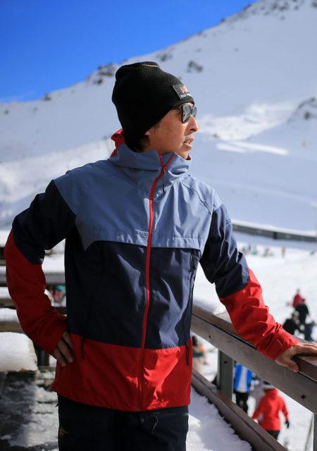 SG SNOWBOARDS Softshell Jacke