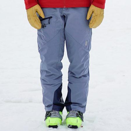 SG Snowboards Webshop - SG Softshell Pants blue pic by Isamu Kubo