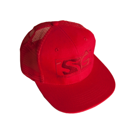SG Snowboards Webshop - Trucker Caps red