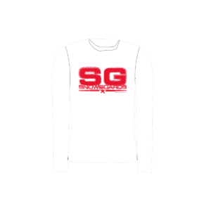 SG Snowboards Webshop - SG Longsleeve shirt white women