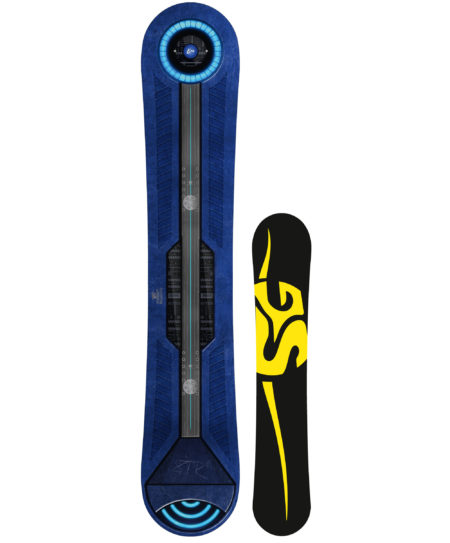 SG Snowboards Webshop Free Solo 157 STR