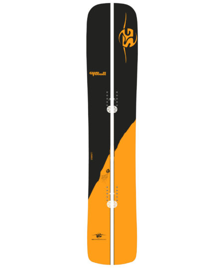 SG Snowboards Webshop We have the Grand Traverse Split Board orange splitted for you