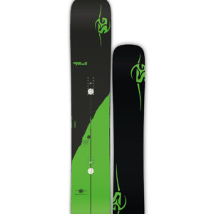 SG Snowboards Webshop We have the Grand Traverse Split Board green