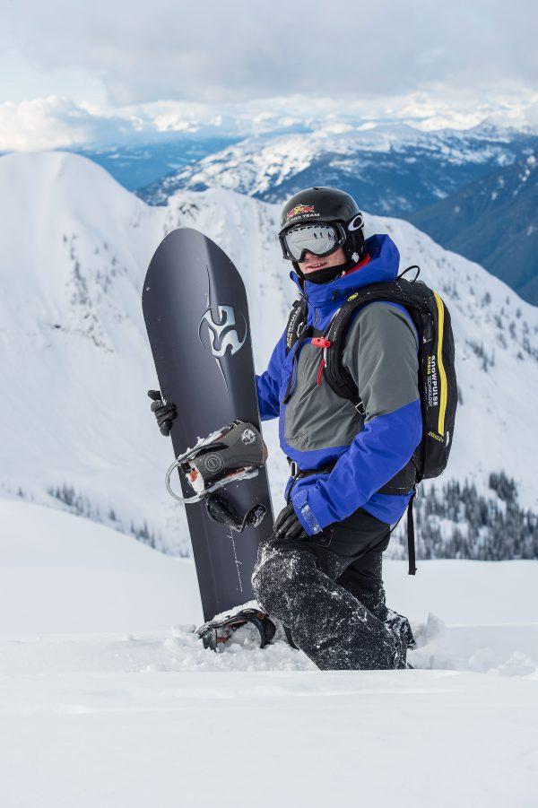 SG SNOWBOARDS All Mountain Board Maxi Stark