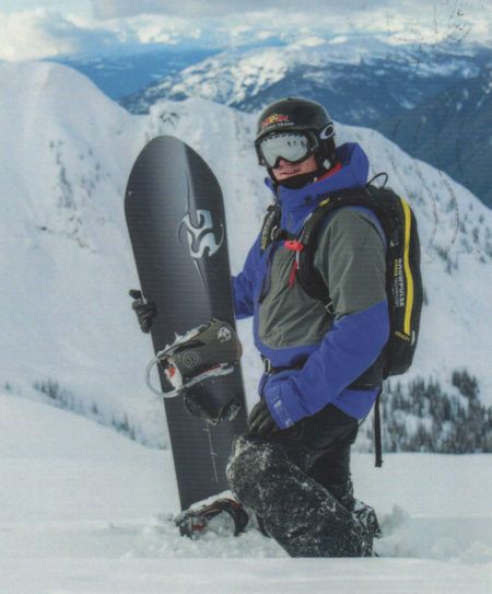 SG SNOWBOARDS All mountain snowboard Maxi Stark by private