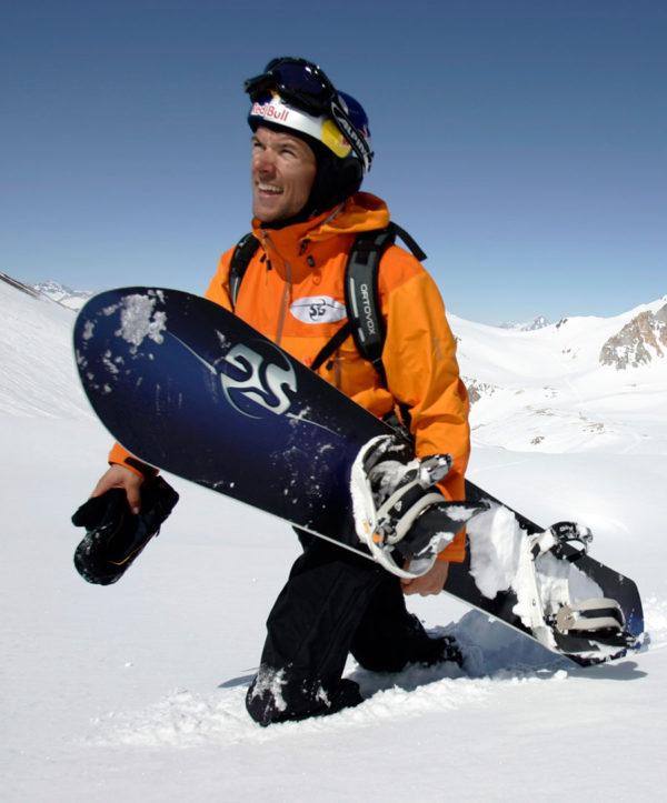 SG Snowboards Webshop Sigi Grabner freeriding SG All Mountain Board by Gustavo Cherro