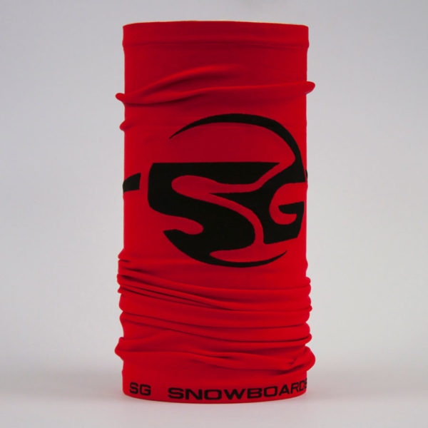 SG Snowboards Webshop - Tube red