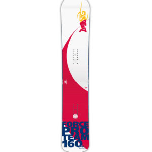 SG SNOWBOARDS Force SBX Snowboard 2017-18