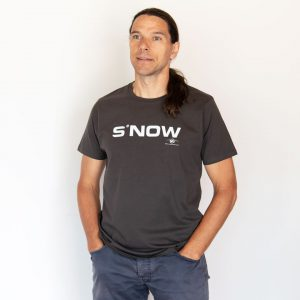 SG SNOWBOARDS Sigi Grabner Snow T-Shirt Men photo SG Snowboards