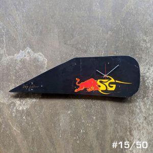 SG Snowboards 15-50 Clock Full Race Pro Team photo SG Snowboards