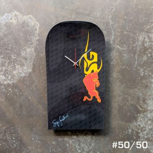 SG Snowboards 50-50 Clock Force Pro Team photo SG Snowboards